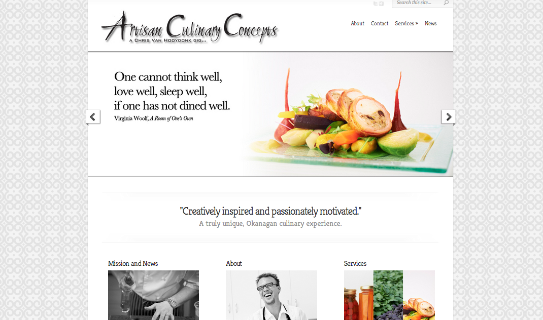 Artisan Culinary Concepts