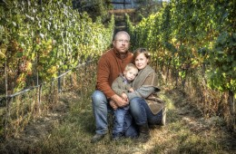 Joie Farms Vineyard, Family
